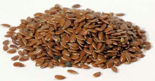 AzureGreen HFLAS 4 oz Flax Seed