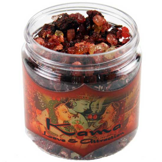 AzureGreen IRJKAM 2.4 oz Jar Kama Resin Incense