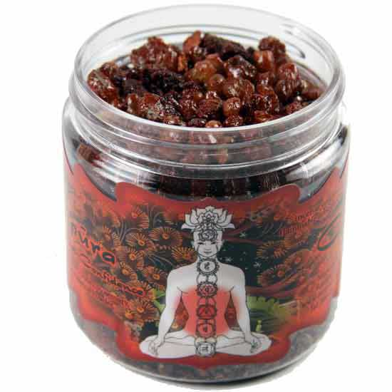 AzureGreen IRJMAN 2.4 oz Jar Manipura Resin Incense