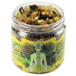 AzureGreen IRJMUL 2.4 oz Jar Muladhara Chakra Resin Incense