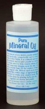 AzureGreen OCMIN4 Pure Mineral Oil 4 oz