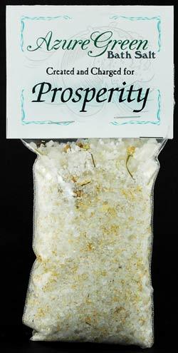 AzureGreen RBPRS Prosperity Bath Salts 6Oz