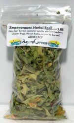 AzureGreen RMEMP Empowerment Spell Mix 0.75 oz