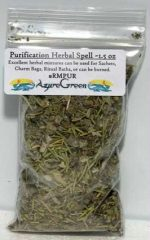 AzureGreen RMPUR Purification Spell Mix 1.5 oz