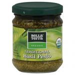 BELLA TERRA PESTO GARLIC & BASIL-6.3 OZ -Pack of 6