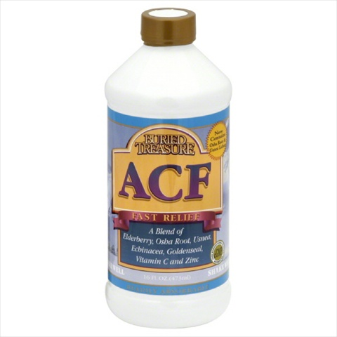 BURIED TREASURE ACF-16 OZ -Pack of 1