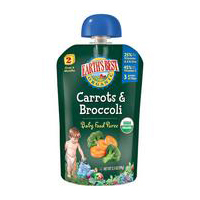Baby Puree Carrot Brccli -Pack of 12