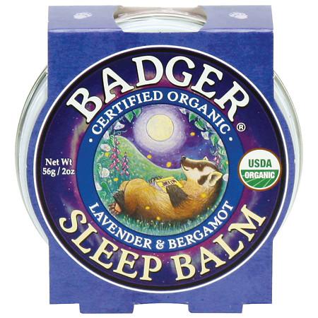 Badger Balm Sleep Balm - 2 oz.