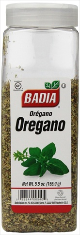 Badia Spices 5.5 Ounce Oregano Whole Case Of 6