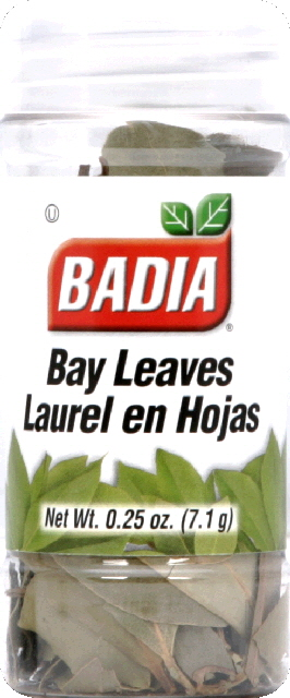 Badia Whole Bay Leaves 0.17-Ounce -Pack of 12