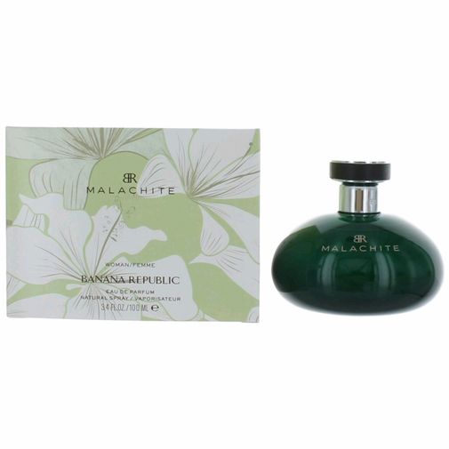 Banana Republic awmalbr34s 3.4 oz Eau De Malachite Perfume Spray for Womens