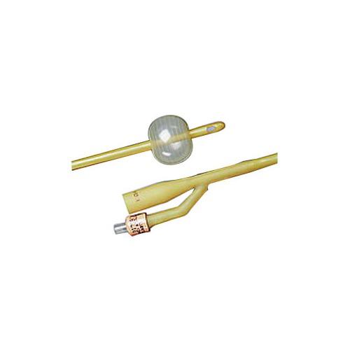 Bard Home Health Division 570165V26S 26 fr Silicone-Elastomer Coated 2-Way Foley Catheter