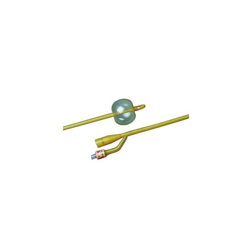 Bard Home Health Division 57266718 18 fr 30 cc 2-Way Silicone-Elastomer Coated Foley Catheter