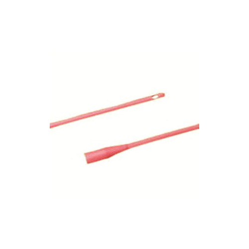 Bard Home Health Division 57277714 14 fr Red Rubber All-Purpose Urethral Catheter