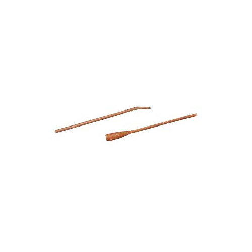 Bard Home Health Division 57802520 16 in. Red Rubber Urethral Catheter
