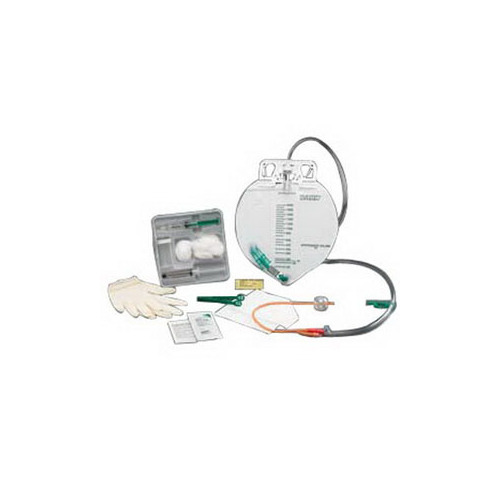 Bard Home Health Division 57907600 Drainage Bag Tray with Outlet Device