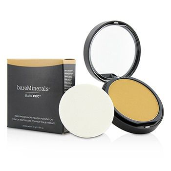 Bare Minerals 207634 BarePro Performance Wear Powder Foundation - No. 20 Honeycomb