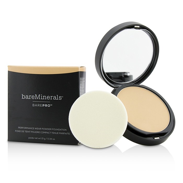 BareMinerals 206969 Performance Wear Powder Foundation - 04 Aspen