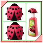 Bath & Bodyworks Red Ladybug Soap Dispense Roasted - Set Of 2 (Pack Of 12)