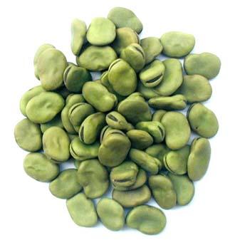 Beans BG10743 Beans Green Split Peas - 1x25LB