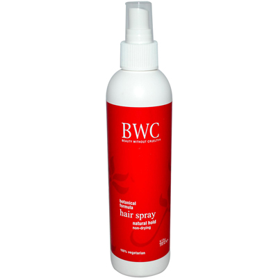 Beauty Without Cruelty 0537068 Hair Spray Natural Hold - 8.5 fl oz