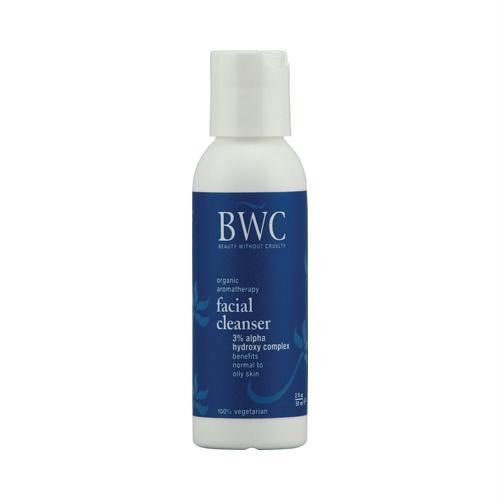 Beauty Without Cruelty 420927 Beauty Without Cruelty Facial Cleanser Alpha Hydroxy Complex - 2 fl oz