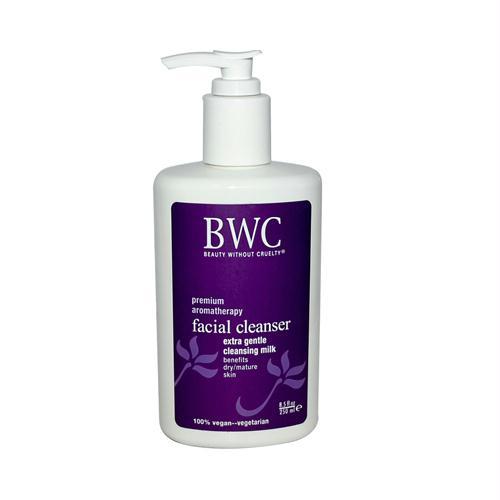 Beauty Without Cruelty 536664 Beauty Without Cruelty Facial Cleanser Extra Gentle - 8.5 fl oz