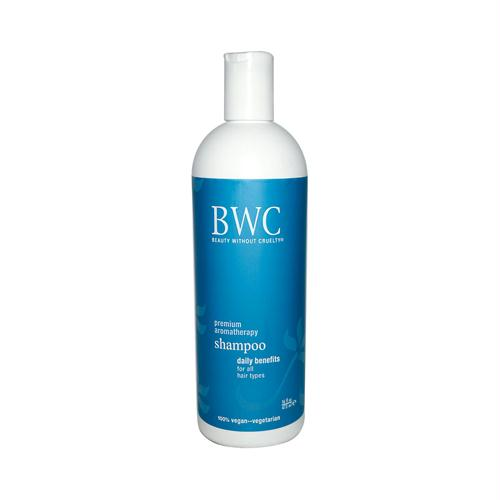 Beauty Without Cruelty 537449 Beauty Without Cruelty Daily Benefits Shampoo - 16 fl oz