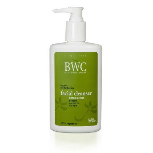 Beauty Without Cruelty 88084 Herbal Cream Face Cleanser