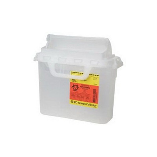 Becton Dickinson Consumer 58305443 Guardian Sharps Collector Red