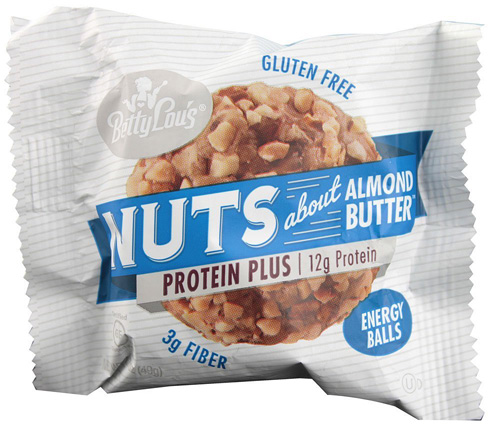Betty Lous ECW1540434 Nut Butter Balls Protein Plus Almond