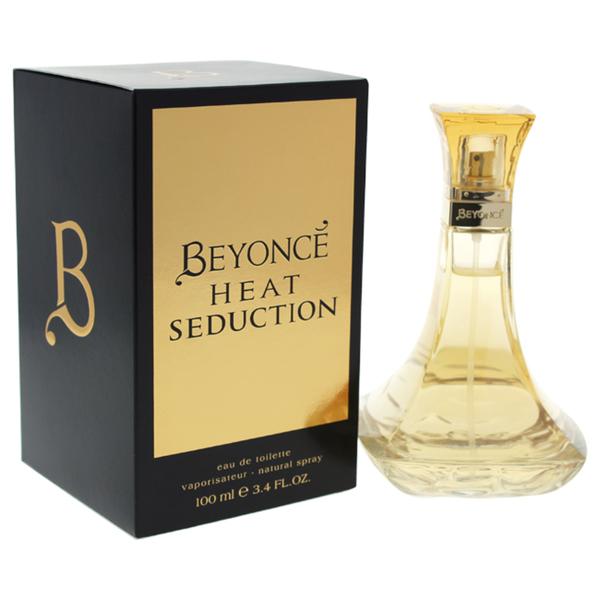 Beyonce awheats34s 3.4 oz Heat Seduction Eau De Parfum Spray for Women