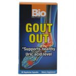 Bio Nutrition Gout Out - 60 Vegetarian Capsules - 1500941
