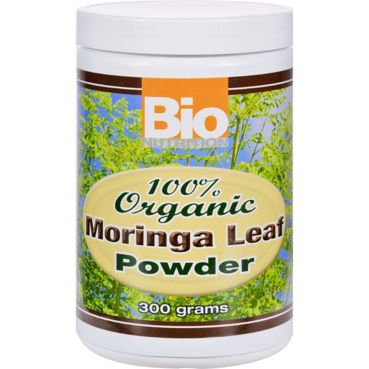 Bio-Nutritional 1576545 300 g Moringa Leaf Powder