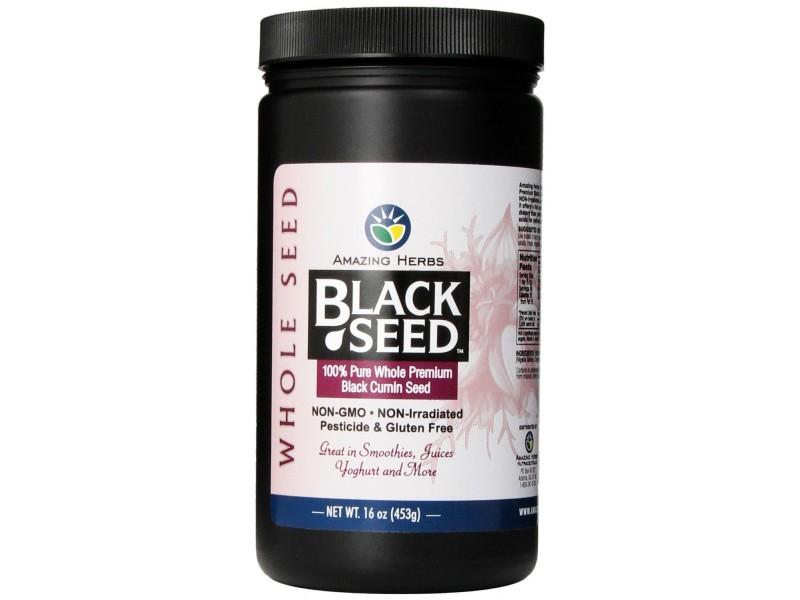 Black Seed 1383538 Black Seed Whole Seed - 16 oz