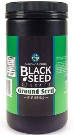 Black Seed 1383553 Black Seed Ground Seed - 16 oz