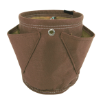 Bloem MHP-45 BloemBagz Mini Herb Planter Grow Bag 1.5 gal - Chocolate