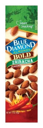 Blue dia. mond 11053 Sriracha Almonds 1.5 oz - pack of 12