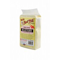 BobS Red Mill Millet Flour Gluten Free 23 Oz -Pack of 4