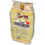 Bobs Red Mill BG11064 Bobs Red Mill 5 Grain Rolled Cereal - 1x25LB
