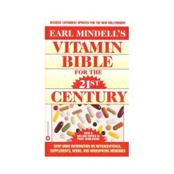 Books - All Publisher Titles G528 Vitamin Bible