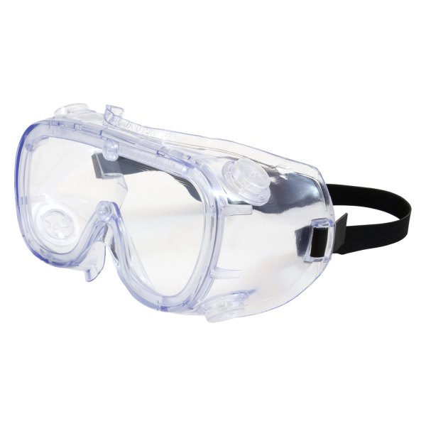 Bouton 112-5190300 551 Clear Frame Indirectvent Goggle Clear Lens