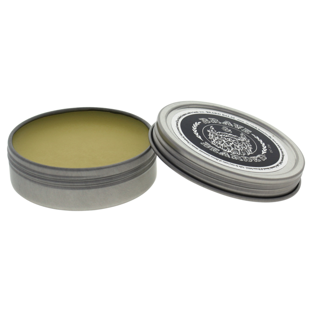 Brave & Bearded M-HC-1362 Beard Balm - Brave Soul for Men - 2 oz