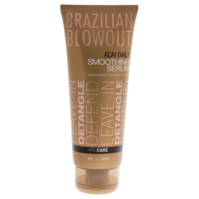 Brazilian Blowout 123130 8 oz Acai Smoothing Serum for Unisex