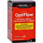 Bricker Labs 1645571 Gluten Free OptiFlow - Promotes Healthy Cardiovascular Circulation 30 Capsules