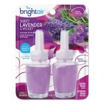 Bright Air BRI900270 Air Fresheners Electric Scented Oil Refill - Lavender & Violet