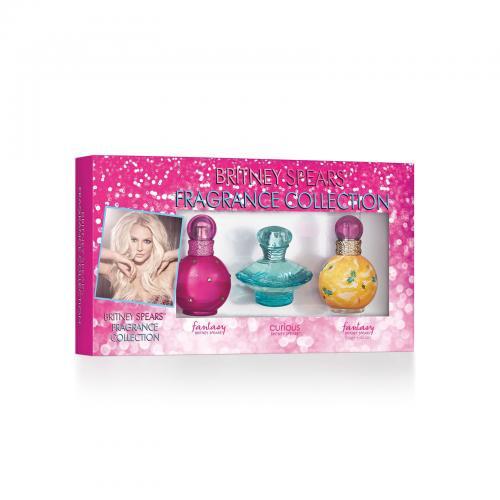 Britney Spears BSA0102810 1 oz Fragrance Collection Spray for Womens - 3 Piece