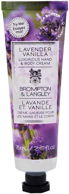 Brompton & Langley 562238 Lavender Vanilla Body Cream