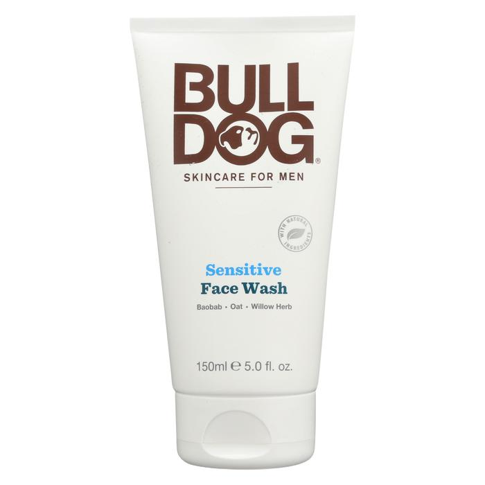 Bulldog Natural Skincare 2178713 5 fl oz Sensitive Face Wash