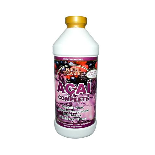 Buried Treasure 210419 Buried Treasure Acai Complete - 32 fl oz